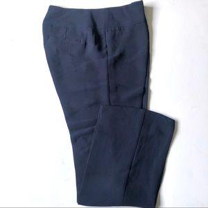 Cabi navy new career trouser pants